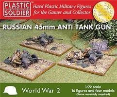 45mm Anti-Tank Gun