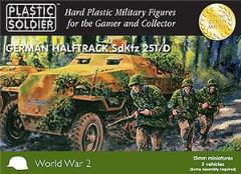 Halftrack SdKfz 251/D
