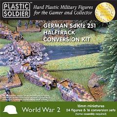 Sdkfz 251 Conversion kit