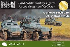 Halftrack SdKfz 250 - Alte