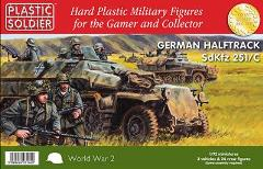 SdKfz 251/C Half Track