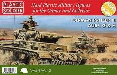 Panzer III Ausf. G & H