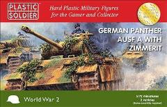 Panther Ausf A w/Zimmerit
