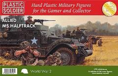 Allied M5 Halftrack