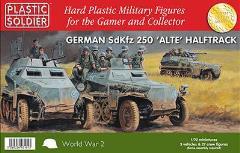 SdKfz 250 Alte Half Track