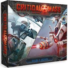 Critical Mass - Raijin vs. Archon