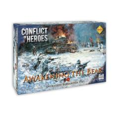 Conflict of Heroes - Awakening the Bear! (3rd Edition)
