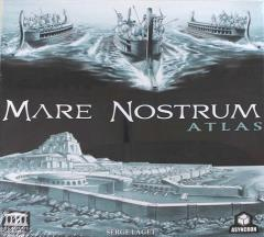 Mare Nostrum - Empires, Atlas Expansion (2nd Printing)