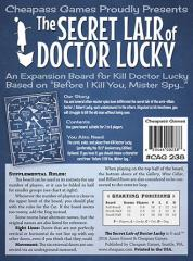Secret Lair of Doctor Lucky, The