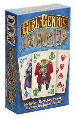 Girl Genius - Jagermonster Poker Deck