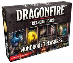 Magic Items Deck #1 - Wondrous Treasures