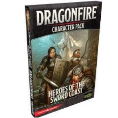 Character Pack #1 - Heroes of the Sword Coast