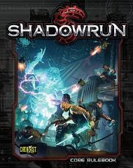 Shadowrun (5th Edition, 1st Printing)