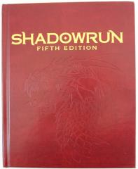 Shadowrun (5th Edition) (Limited Edition)
