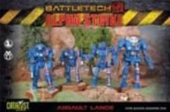 Alpha Strike - Assault Lance