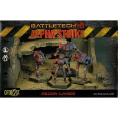 Alpha Strike - Recon Lance