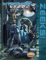 Interface Zero - Zeeks! - Psionics in 2088