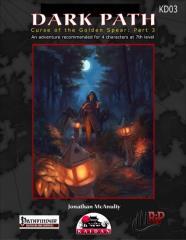 Curse of the Golden Spear #3 - Dark Path
