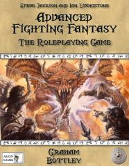 Advanced Fighting Fantasy - The Roleplaying Game w/PDF (2nd Edition)