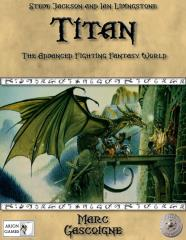 Titan - The Advanced Fighting Fantasy World (2nd Edition)