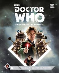 8th Doctor Sourcebook, The