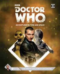 9th Doctor Sourcebook, The