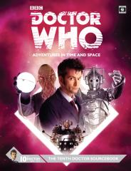10th Doctor Sourcebook, The