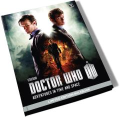 Doctor Who - Adventures in Time and Space Rulebook (Limited Edition)