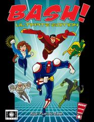 Basic Action Super Heroes! (Ultimate Edition)