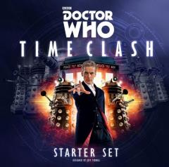 Doctor Who - Time Clash Starter Set