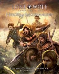 Heroes of Magnamund Expanded Character Handbook
