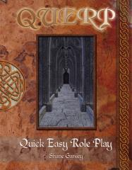 QUERP - Core Rule Book (2nd Edition, 2nd Printing)
