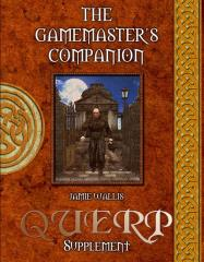 QUERP - The Gamesmaster's Companion