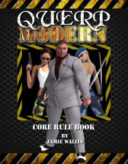 QUERP Modern - Core Rule Book