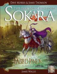 Fabled Lands - Sokara - The War-Torn Kingdom