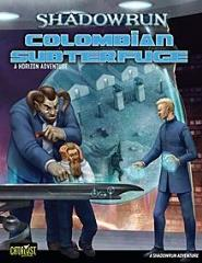 Horizon Adventure #3 - Colombian Subterfuge