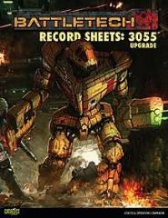 Record Sheets - 3055 Upgrade