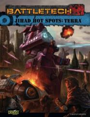 Jihad Hot Spots - Terra