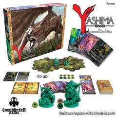 Yashima - Legend of the Deep Woods Expansion