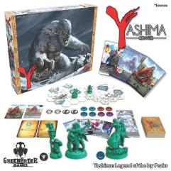 Yashima - Legend of the Icy Peaks Expansion
