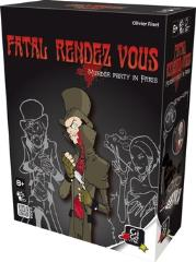 Fatal Rendez-Vous - Murder Party In Paris