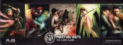 Martial Arts - The Card Game