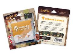 Burger Up Expansion - Burgers of the World