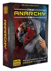 Coup - Rebellion G54, Anarchy Expansion