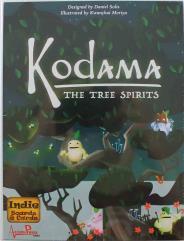 Kodama - The Tree Spirits (2nd Edition)