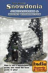 Snowdonia - Jungfraubahn & Mount Washington Expansion