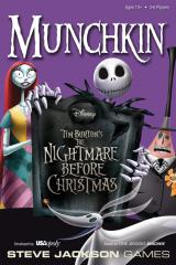 Munchkin - Tim Burton's Nightmare Before Christmas