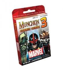 Munchkin Marvel 3 - Cosmic Chaos