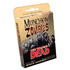 Munchkin Zombies - The Walking Dead