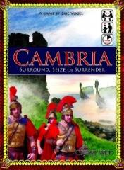 Cambria - Surround, Seize or Surrender